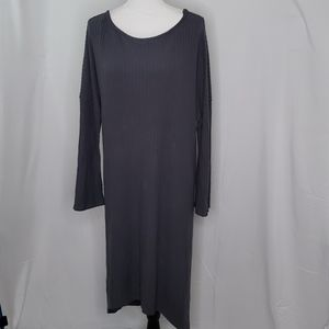 Go Couture Oversize Knit Dress NWT